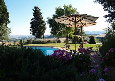 Agriturismo Fontepietri - Particolare piscina