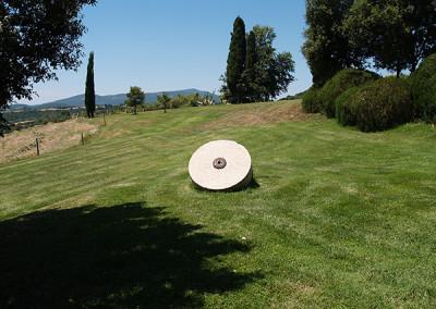 Agriturismo Fontepietri - Ruota macina