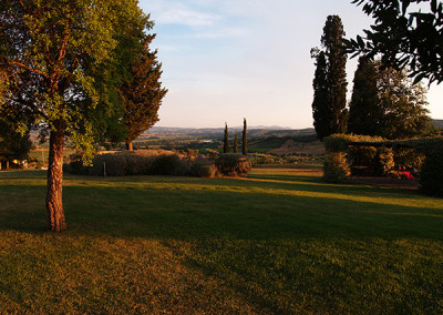 Agriturismo Fontepietri - panorama