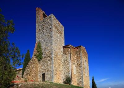 Campagnatico - Chiesa Medievale